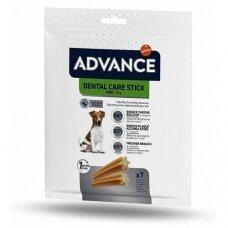 ADVANCE DENTAL CARE STICK MINI DOGS 90 G dantų priežiūros skanėstai mažų veislių šunims