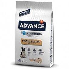 Advance French Bulldog sausas maistas šunims