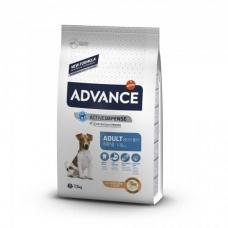 Advance Mini Adult sausas maistas mažų veislių suaugusiems šunims