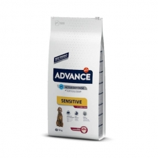 Advance Sensitive Lamb & Rice sausas maistas su ėriena ir ryžiais šunims