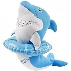 AFP Chill Out  Lifeguard Shark vandenyje plaukiantis žaislas šunims