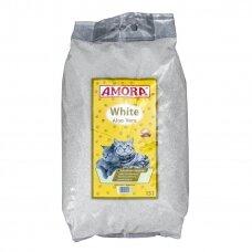 AMORA COMPACT WHITE ALOE VERA sušokantis kraikas katėms