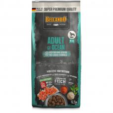 BELCANDO® Adult Ocean Grain Free sausas maistas su įvairia žuvimi suaugusiems šunims