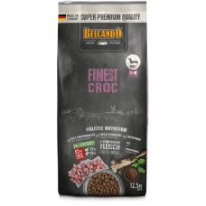 BELCANDO® Finest Croc sausas maistas suaugusiems mažų ir vidutinių veislių šunims
