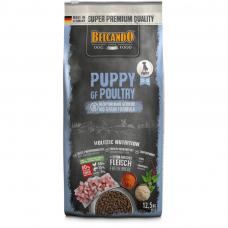BELCANDO® PUPPY GF POULTRY sausas maistas su paukštiena jauniems šuniukams