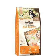 Bosch HPC  Bio Puppy sausas maistas šuniukams su ekologiška vištiena