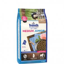 Bosch HPC Medium Junior  sausas maistas vidutinio dydžio veislės šuniukams