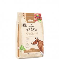 Bosch HPC OVEN BAKED 70 % BEEF sausas orkaitėje keptas maistas šunims su jautiena