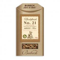 Bubeck -Nr. 21 Horse meat sausas maistas su arkliena suaugusiems mažų veislių šunims