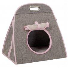 Kerbl CARRY BAG MULTI 3IN1 kelioninis krepšys katėms
