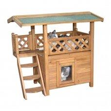 Kerbl Cat House Lodge namelis katėms