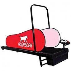 DOGPACER LF 3.1 DOG PACER TREADMILL elektrinis bėgimo takelis vidutinių ir didelių veislių šunims