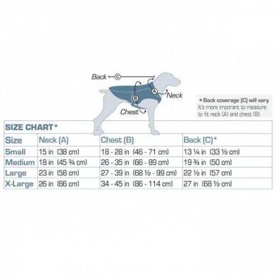 Kurgo DOG CORE COOLING VEST vėsinanti liemenė šunims 4