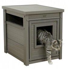 Kerbl  ECO CAT CABINET DAFFY spintelė- tualetas katėms