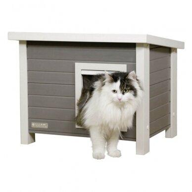 Kerb ECO Cat House Eli namelis katėms 4