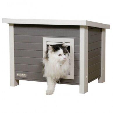 Kerb ECO Cat House Eli namelis katėms 3