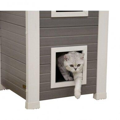 Kerb ECO CAT HOUSE EMILA namelis katėms 3