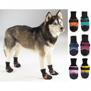 GUARDIAN GEAR ALL WEATHER DOG BOOTS bateliai šunims 9