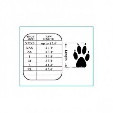 GUARDIAN GEAR ALL WEATHER DOG BOOTS bateliai šunims 11
