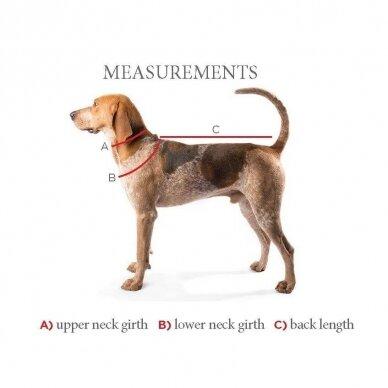 ManMat  HALF LASH harness petnešos šunims 4