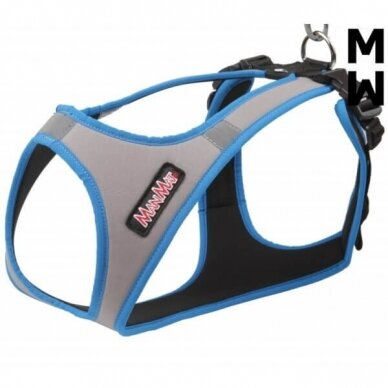 ManMat  HALF LASH harness petnešos šunims 2