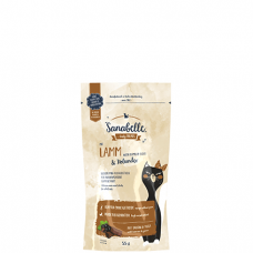 SANABELLE CAT STICKS LAMB & ELDER 55 G skanėstai katėms