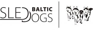 Sled dogs Baltic logo